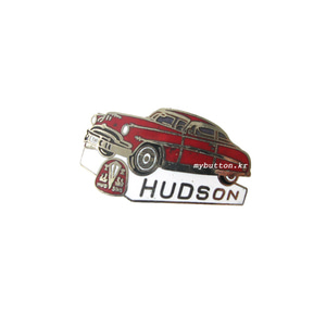 [USA][Pin]Hudson Red.빈티지뱃지