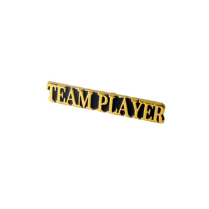 [USA][Pin]Teamplayer.빈티지뱃지