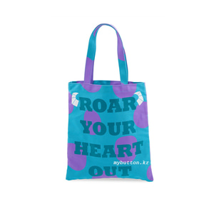 [Disney/Pixar]Monster inc. Sully Bag.몬스터주식회사 설리백