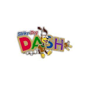 [USA][Disney/Pixar]Slinky DASH.슬링키 디즈니뱃지