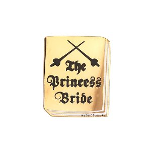 [BP][Pin]Book pins_The Princess Bride.프린세스 브라이드 북뱃지