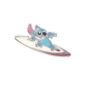 [Disney/Pixar][Pin]Stitch Surfer.디즈니핀뱃지