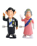 [CLEARANCE SALE][태엽토이][SET]Royal couple